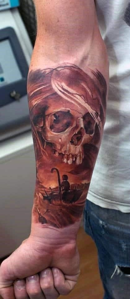 Tattoos for men arm