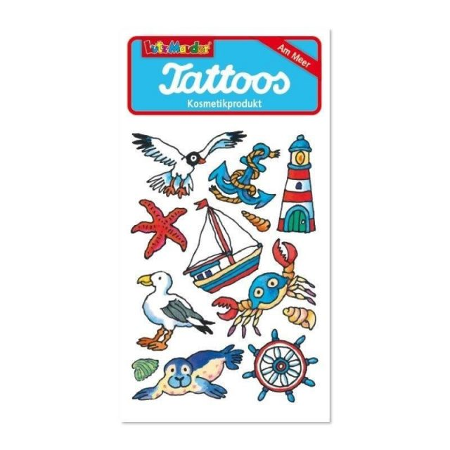 Tattoos maritim lutz mauder 44689