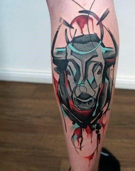 Taurus tattoos 01