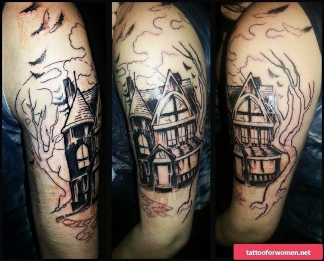 Temporary tattoos for your halloween costume tattoo template 7
