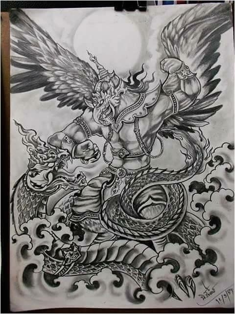 Thai dragon tattoo designs 533 best thai art images on pinterest thai art art of thai dragon tattoo designs