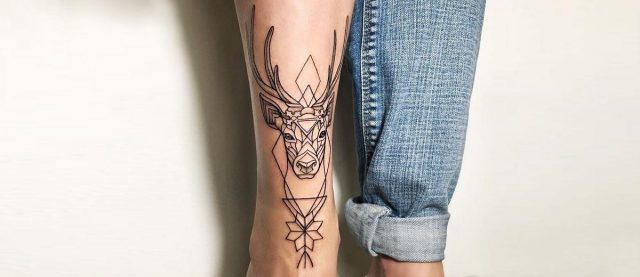 Tp geometric tattoos ideas
