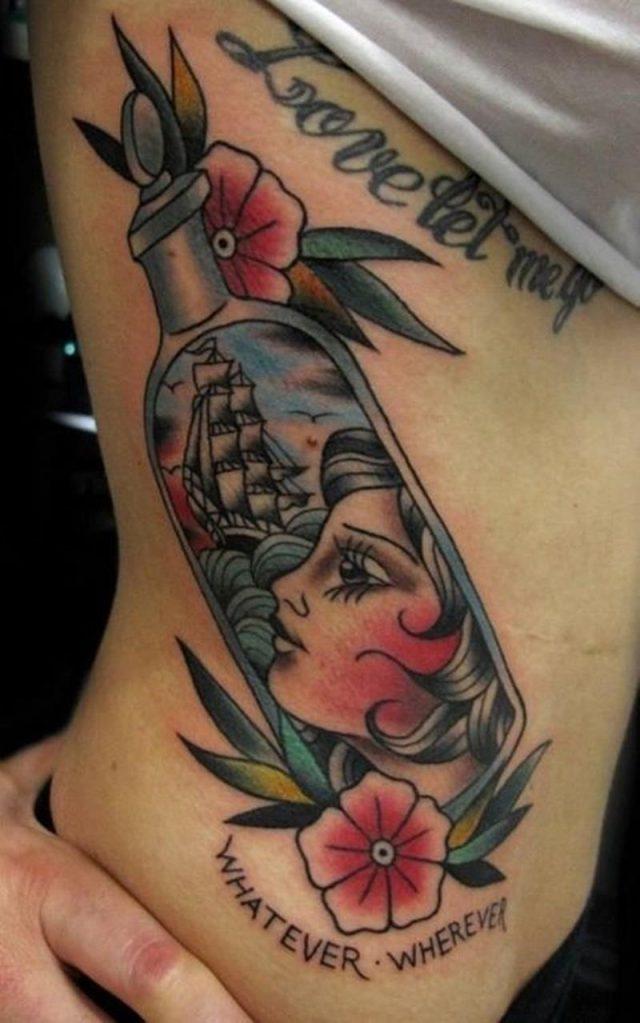 Traditional tattoos 24