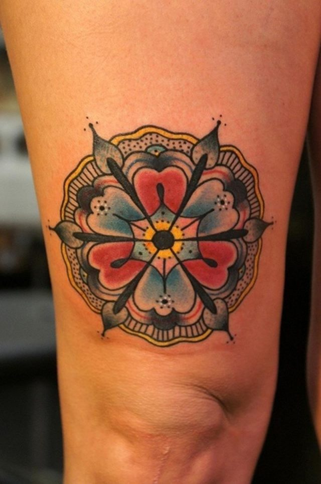 Traditional tattoos 25