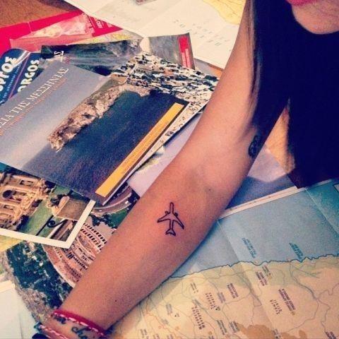 Travel tattoo inspiration 9