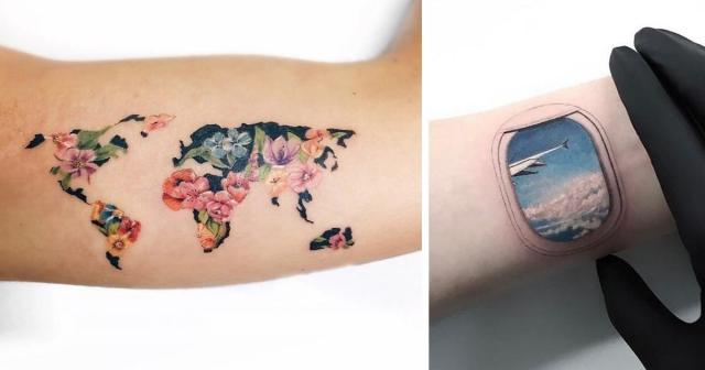 Travel tattoos fb4