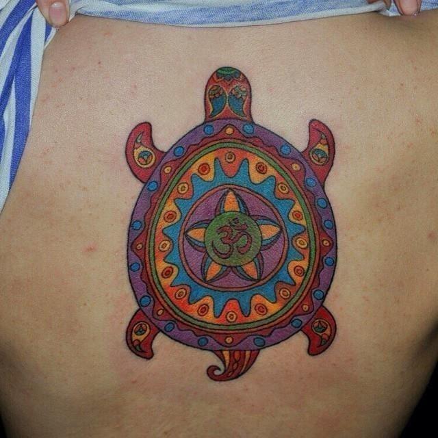 Turtle tattoo 32