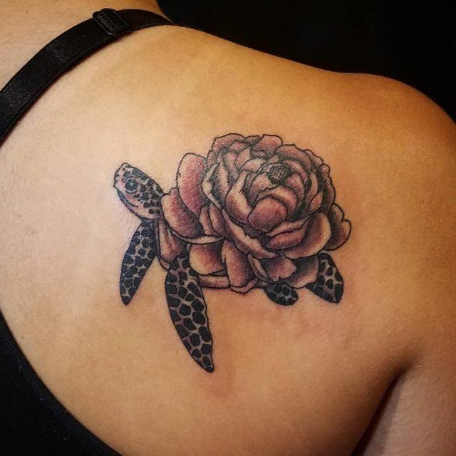 Turtle tattoo 42