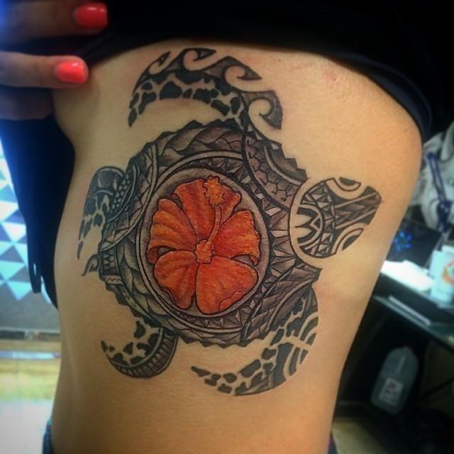 Turtle tattoo 46