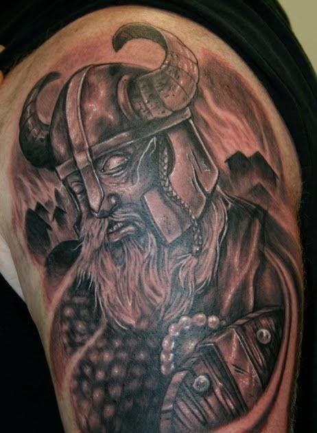 Viking tattoo 2