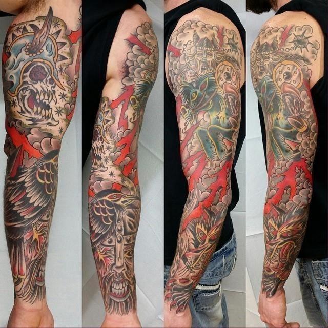 Viking tattoos 11