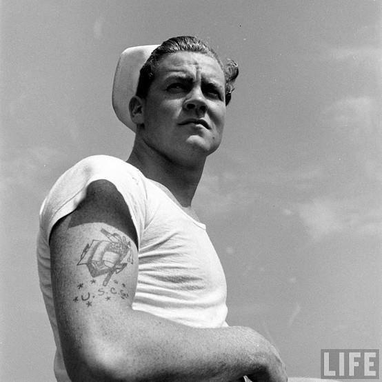 Vintage tattoo sailorlife