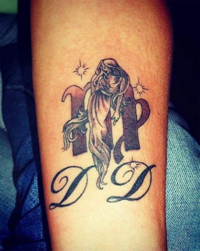 Virgo tattoos 04