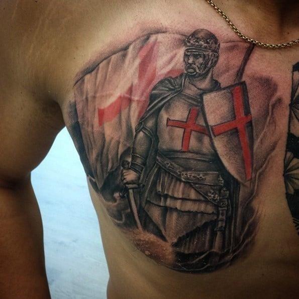 Warrior tattoo designs 39