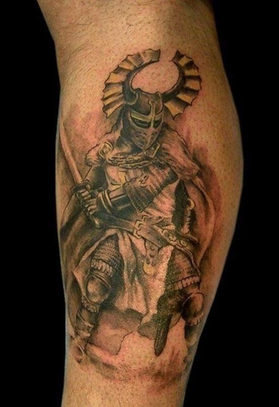 Warriors tattoo 23