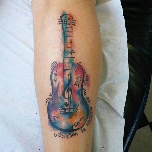 Watercolor tattoos 2603171