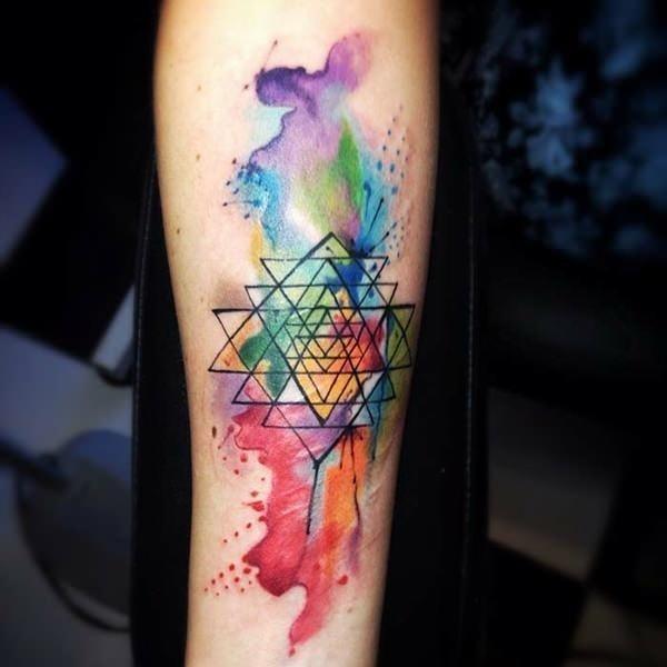 Watercolor tattoos 290418160