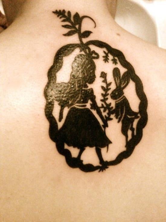Wonderland tattoo 26