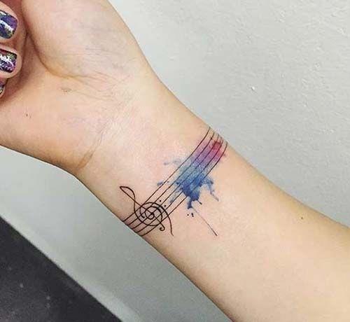 Wrist tattoos 27
