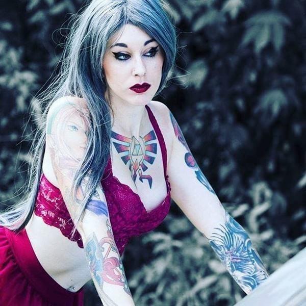 Zelda tattoos 18041629